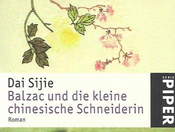 Literatur am Nachmittag: Dai Sijie, Balzac und die kleine chinesische Schneiderin (Fortsetzung)