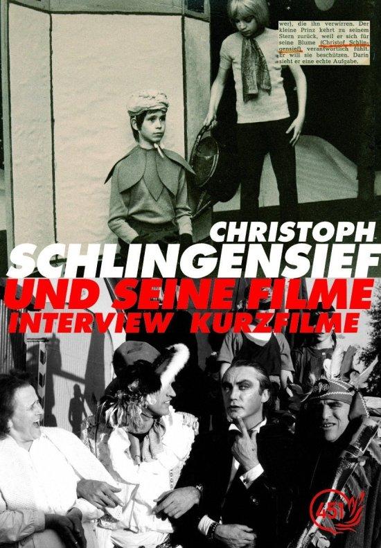 Filmplakat zu CHRISTOPH SCHLINGENSIEF UND SEINE FILME