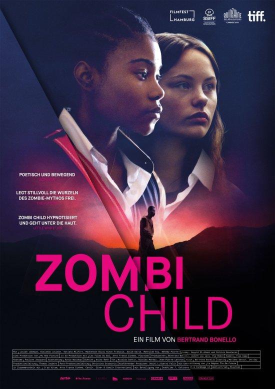 Filmplakat zu ZOMBI CHILD