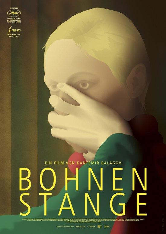Filmplakat zu BOHNENSTANGE