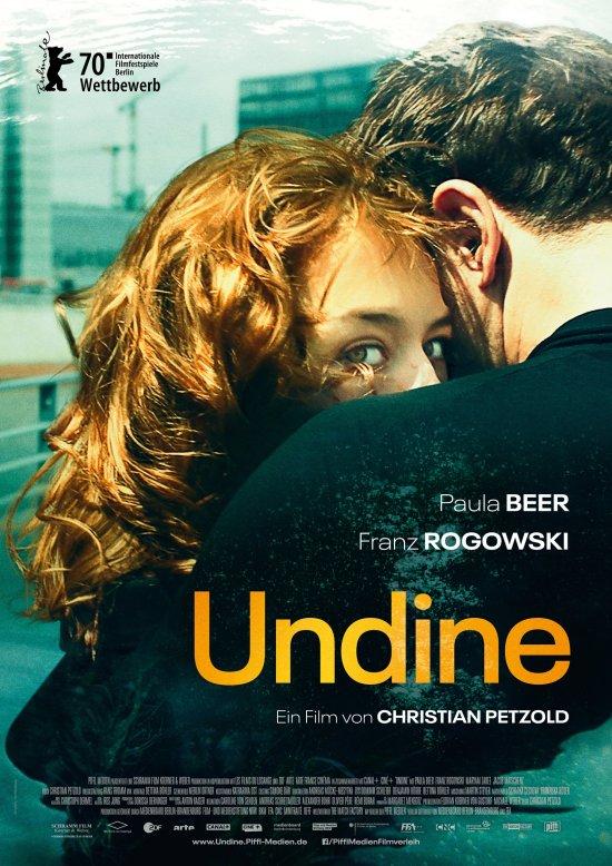 Filmplakat zu UNDINE