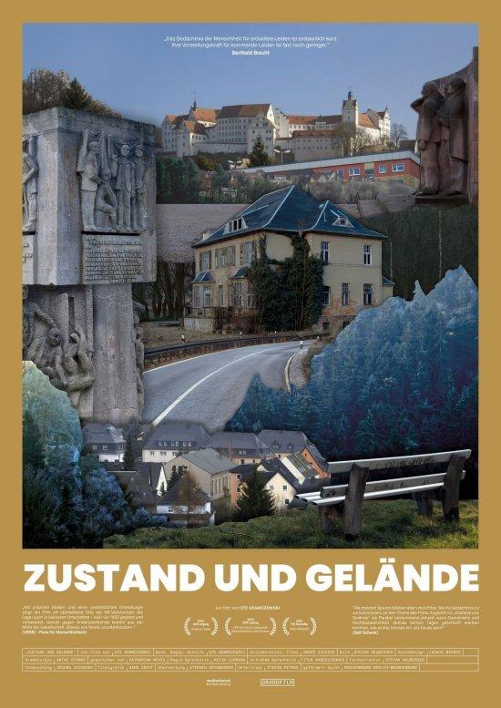 Filmplakat zu ZUSTAND UND GELÄNDE