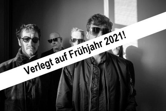Verlegt auf Frühjahr 2021