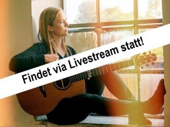 Veranstaltung findet via Livestream statt