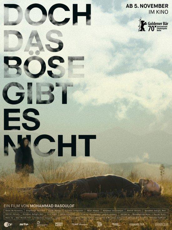 Filmplakat zu DOCH DAS BÖSE GIBT ES NICHT
