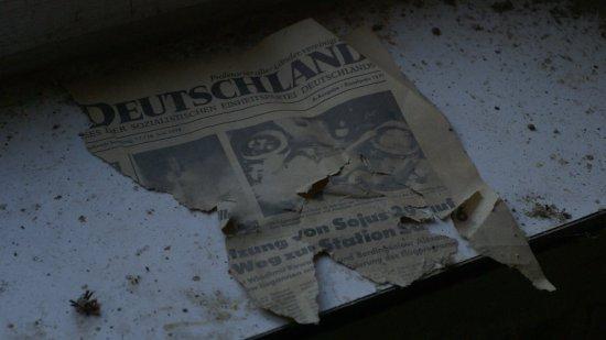 Filmszene aus ZUSTAND UND GELÄNDE