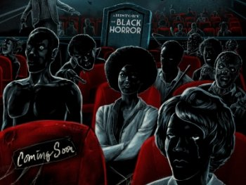 Filmplakat zu HORROR NOIRE: A HISTORY OF BLACK HORROR