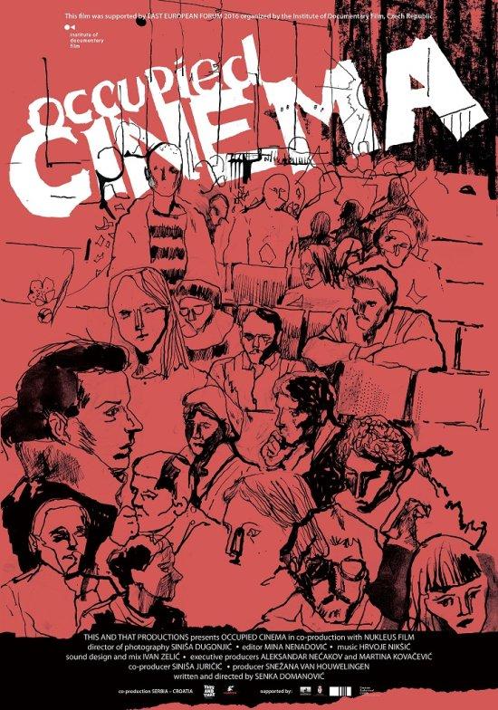 Filmplakat zu OCCUPIED CINEMA