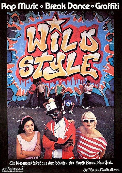 Filmplakat zu WILD STYLE