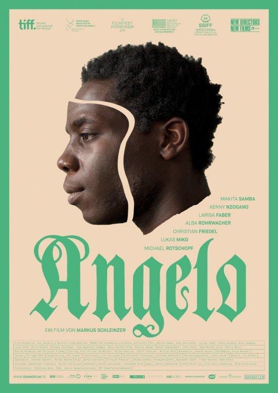 Filmplakat zu ANGELO