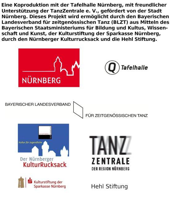 Logos der weiteren Förderer