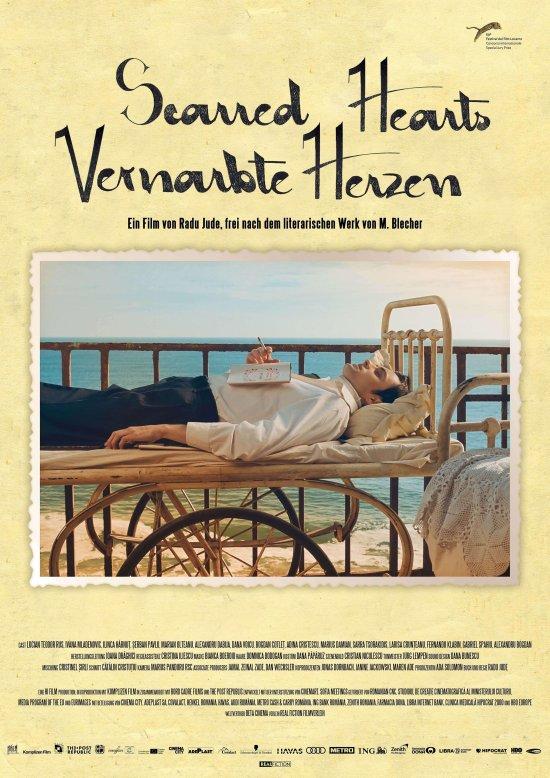 Filmplakat zu SCARRED HEARTS - VERNARBTE HERZEN