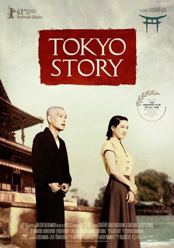 Filmplakat zu DIE REISE NACH TOKIO