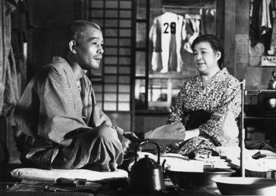Filmszene aus DIE REISE NACH TOKIO