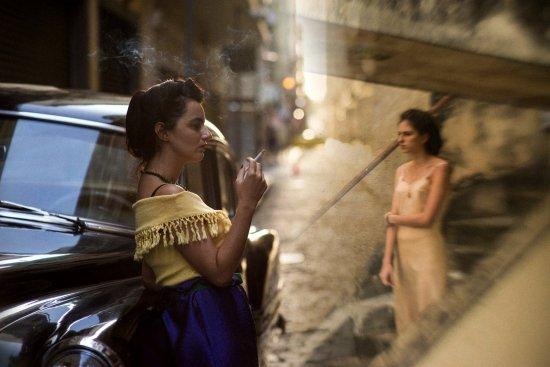 Filmszene aus DIE SEHNSUCHT DER SCHWESTERN GUSMÃO