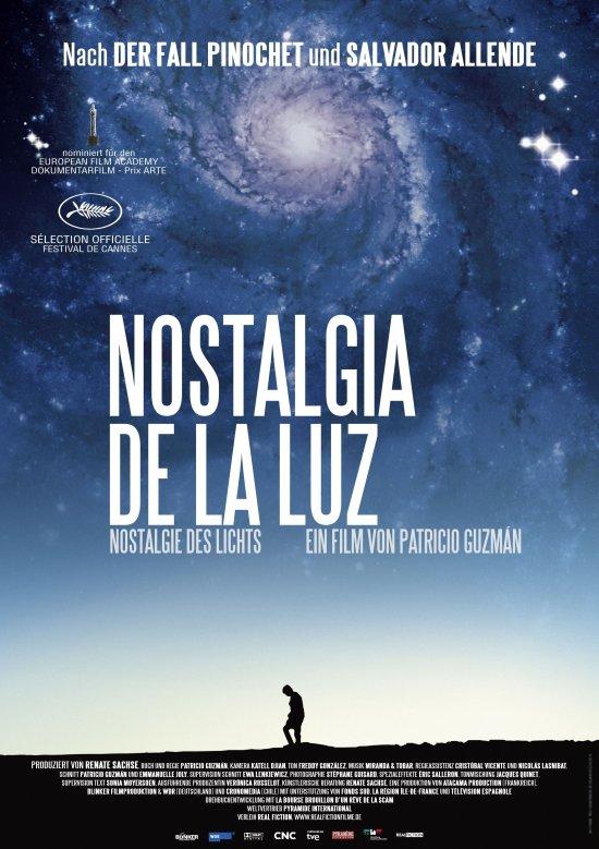 Filmplakat zu NOSTALGIA DE LA LUZ