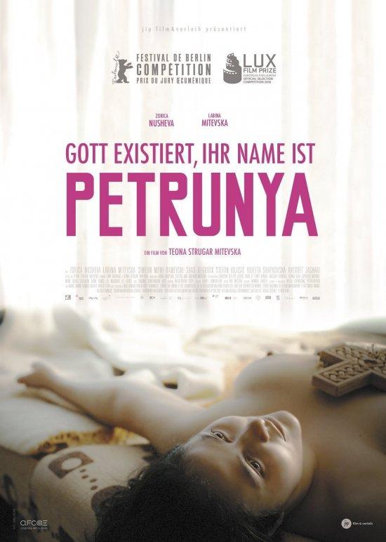 Filmplakat zu GOTT EXISTIERT, IHR NAME IST PETRUNYA