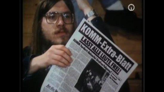 Filmszene aus KOMM-FILM - KURZER ZUSAMMENSCHNITT