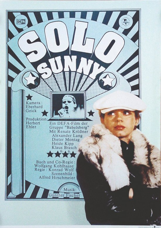 Filmplakat zu SOLO SUNNY