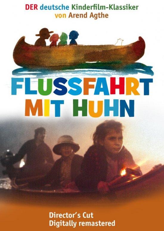 Filmplakat zu FLUSSFAHRT MIT HUHN