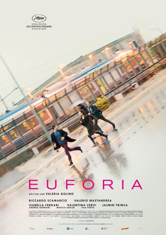 FIlmplakat zu EUFORIA