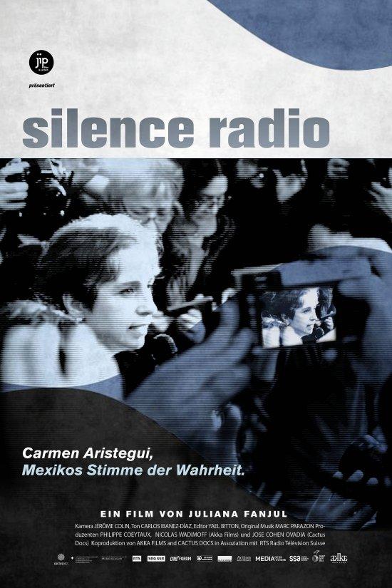 Filmplakat zu SILENCE RADIO
