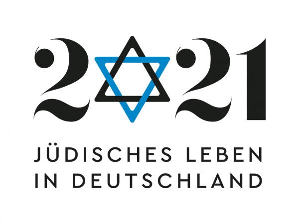 Logo 2021 Jüdisches Leben In Deutschland