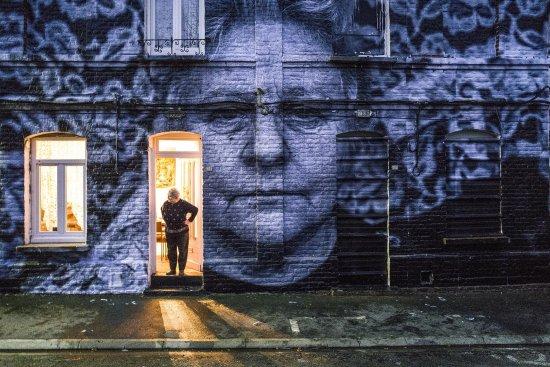 Filmszene aus AUGENBLICKE: GESICHTER EINER REISE