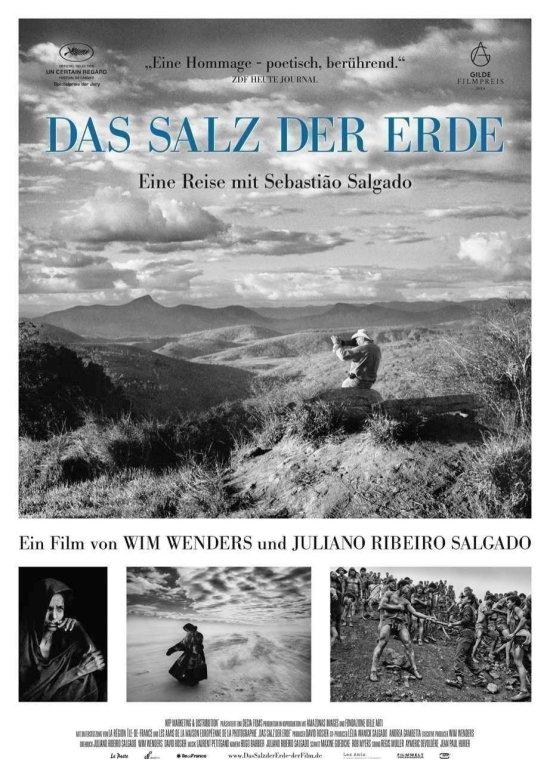 Filmplakat zu DAS SALZ DER ERDE
