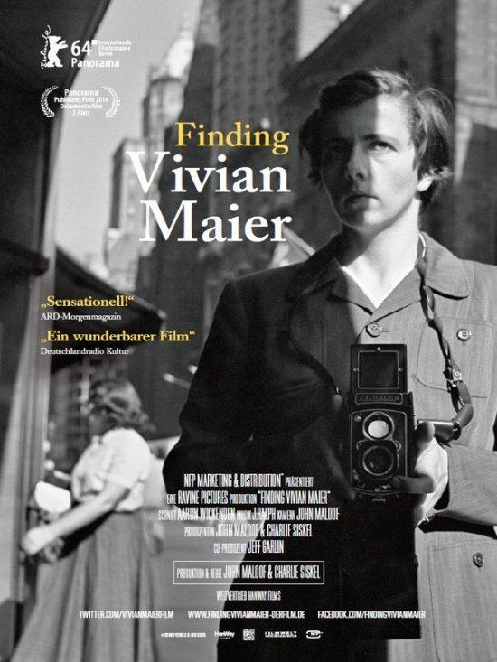 Filmplakat zu FINDING VIVIAN MAIER