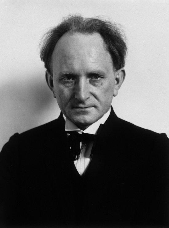 Foto von August Sander, 1925