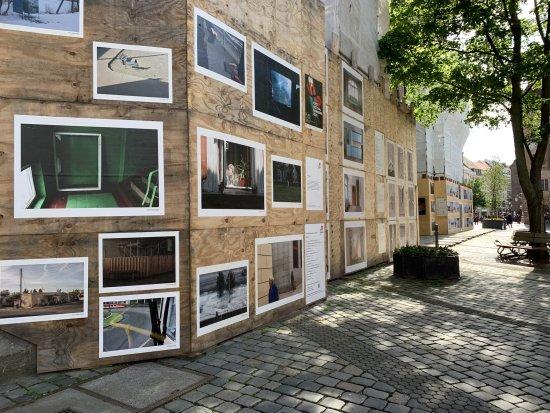 Fotofestival OPEN AIR rund um die Lorenzkirche
