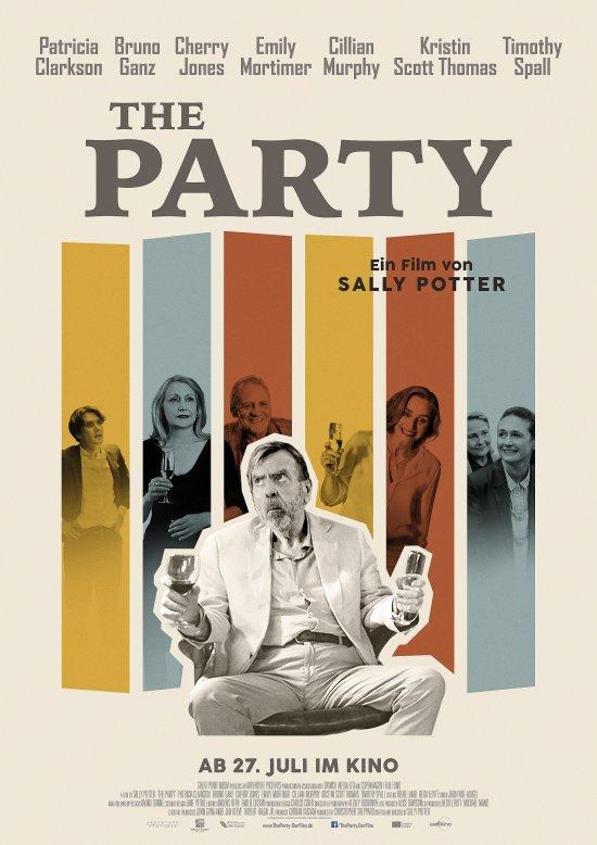 Filmplakat zu THE PARTY