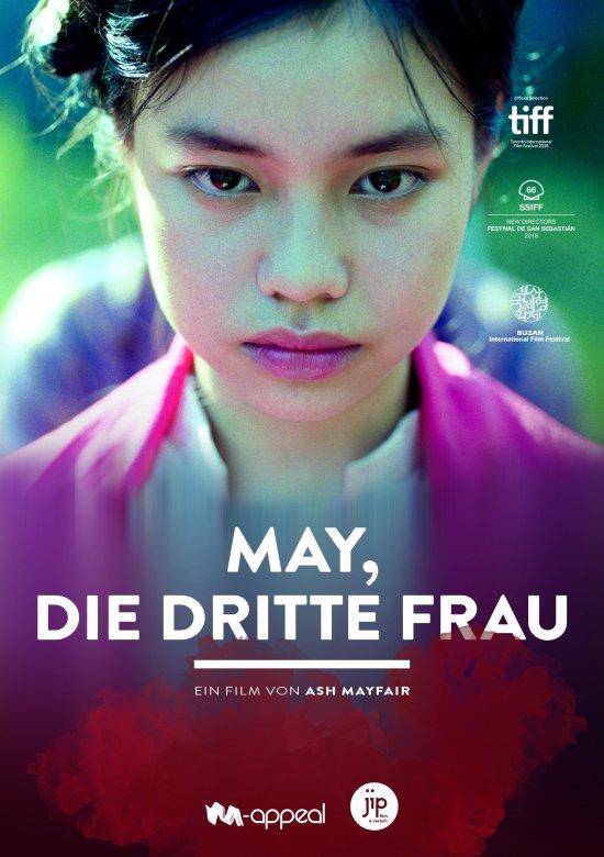 Filmplakat zu MAY, DIE DRITTE FRAU