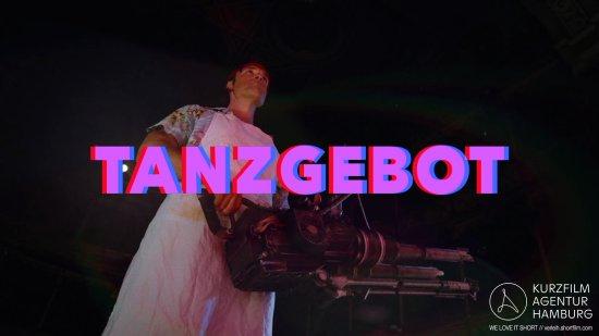 Filmplakat zum Kurzfilmprogramm TANZGEBOT