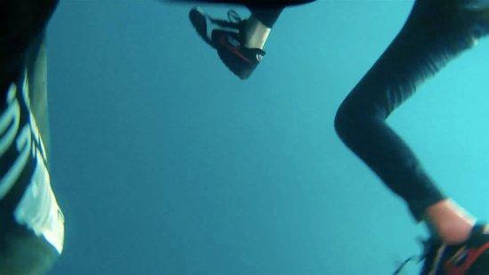 Filmszene aus PURPLE SEA