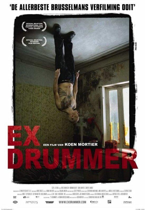 Filmplakat zu EX DRUMMER