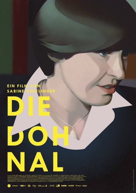 Filmplakat zu DIE DOHNAL - FRAUENMINISTERIN / FEMINISTIN / VISIONÄRIN