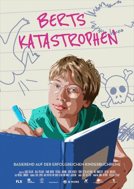 Filmplakat zu BERTS KATASTROPHEN