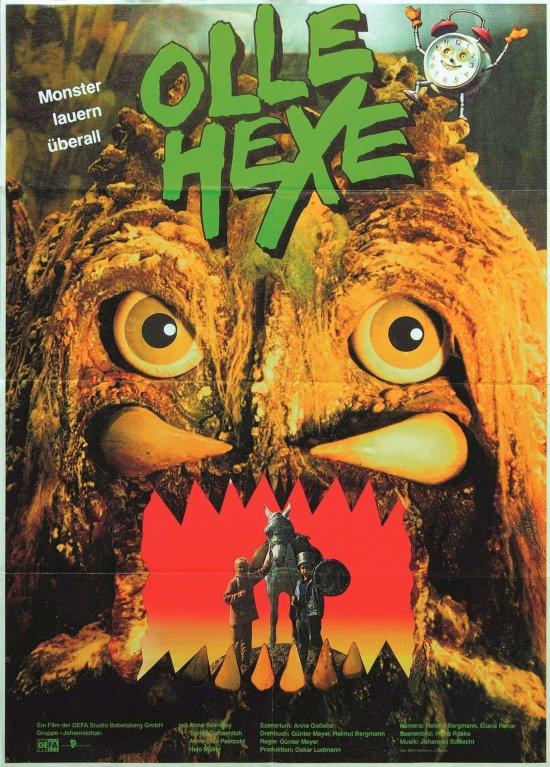 Filmplakat zu OLLE HEXE