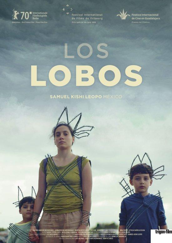 Filmplakat zu DIE WÖLFE - LOS LOBOS