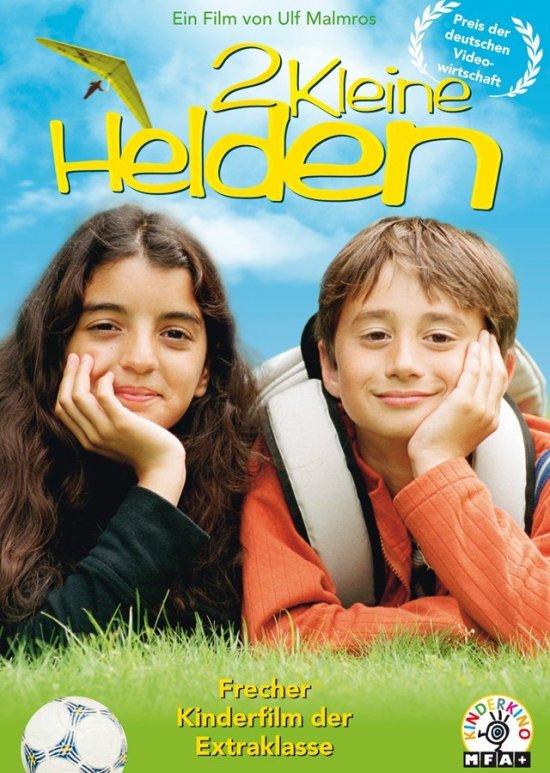 Filmplakat zu 2 KLEINE HELDEN