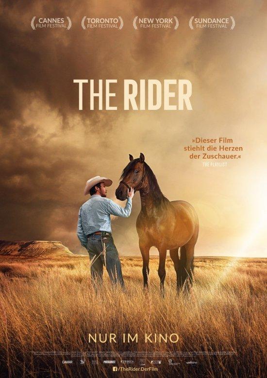 Filmplakat zu THE RIDER