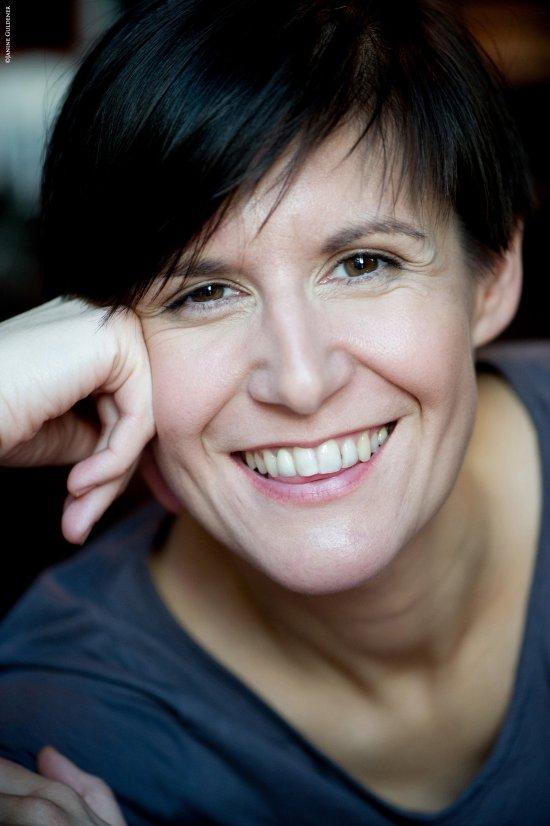 Porträt von Stephanie Leue