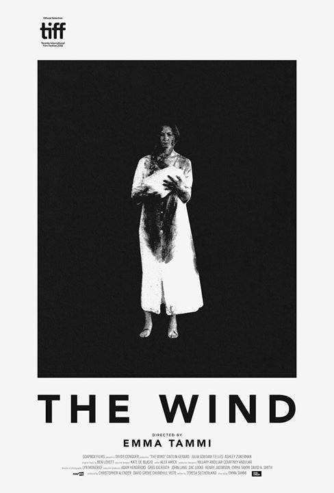 Filmplakat zu THE WIND