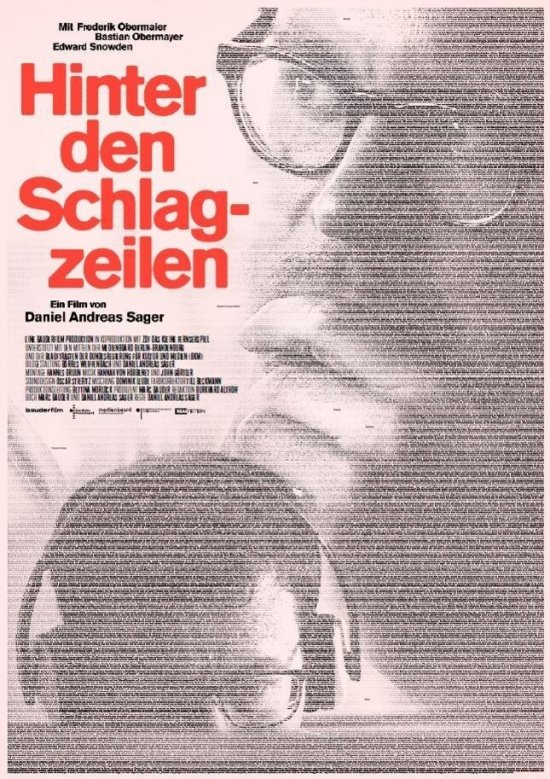Filmplakat zu HINTER DEN SCHLAGZEILEN