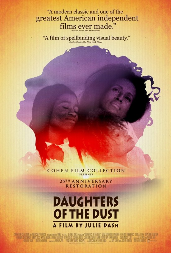Filmplakat zu DAUGHTERS OF THE DUST
