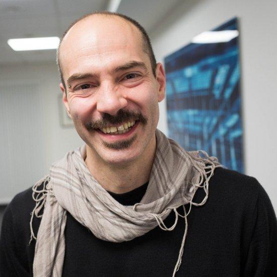 Choreograf und Tanzpädagoge Paolo Fossa