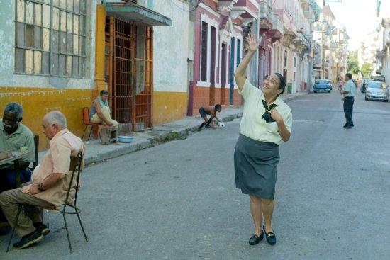 Filmszene aus DIE AUSSERGEWÖHNLICHE REISE DER CELESTE GARCÍA