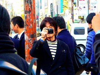 Filmszene aus DAIDO MORIYAMA